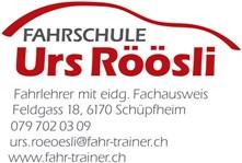 Bilder Fahrschule Urs Röösli
