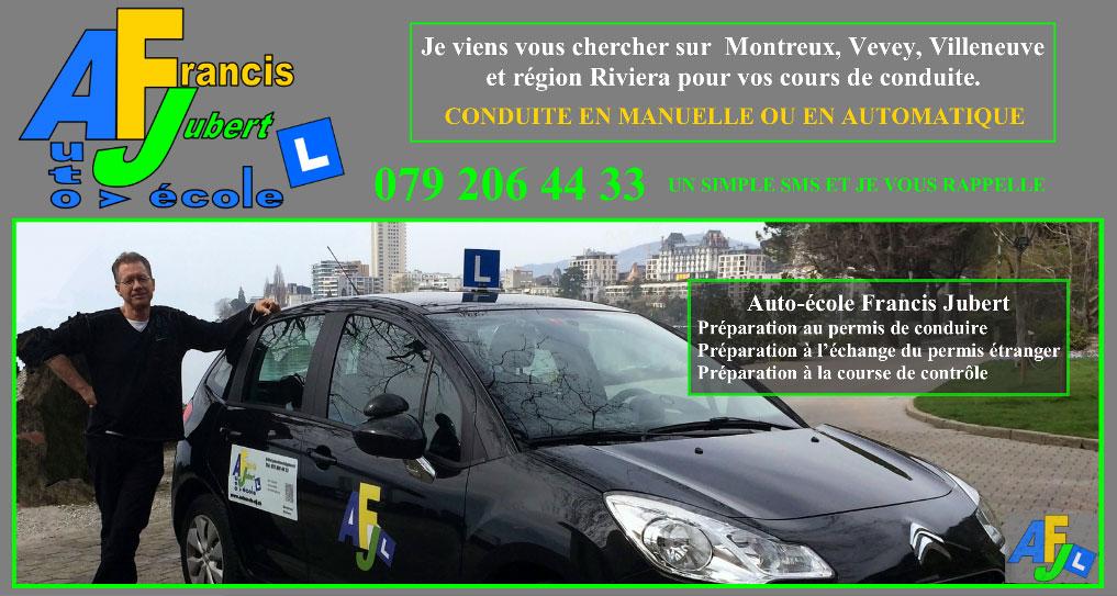 Bilder AFJ auto-école Francis Jubert