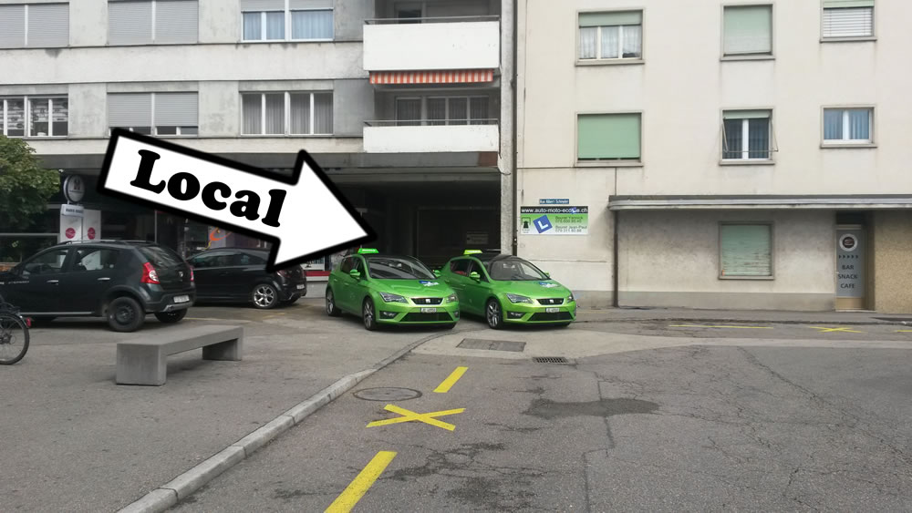Bilder Auto & Moto école Yannick Beuret