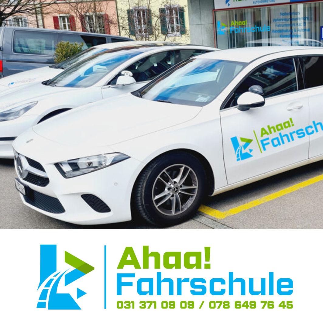 Bilder Ahaa! Fahrschule, Nothelfer, VKU Bern