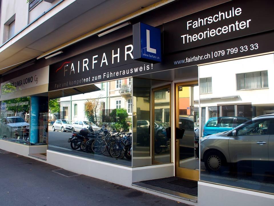 Bilder FAIRFAHR_Schule