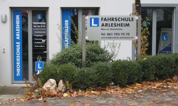 Bilder Fahrschule Arlesheim