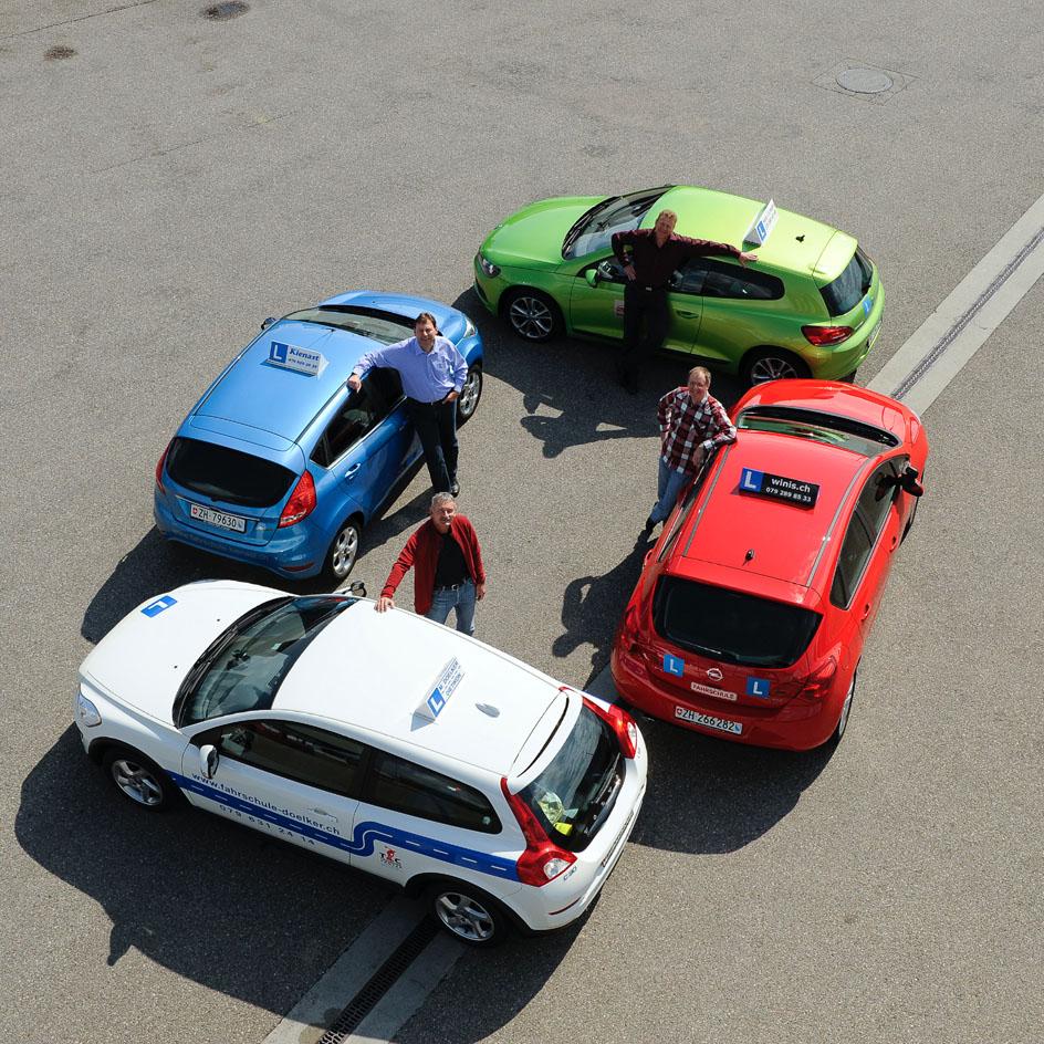 Bilder Verkehrsschule Dietikon