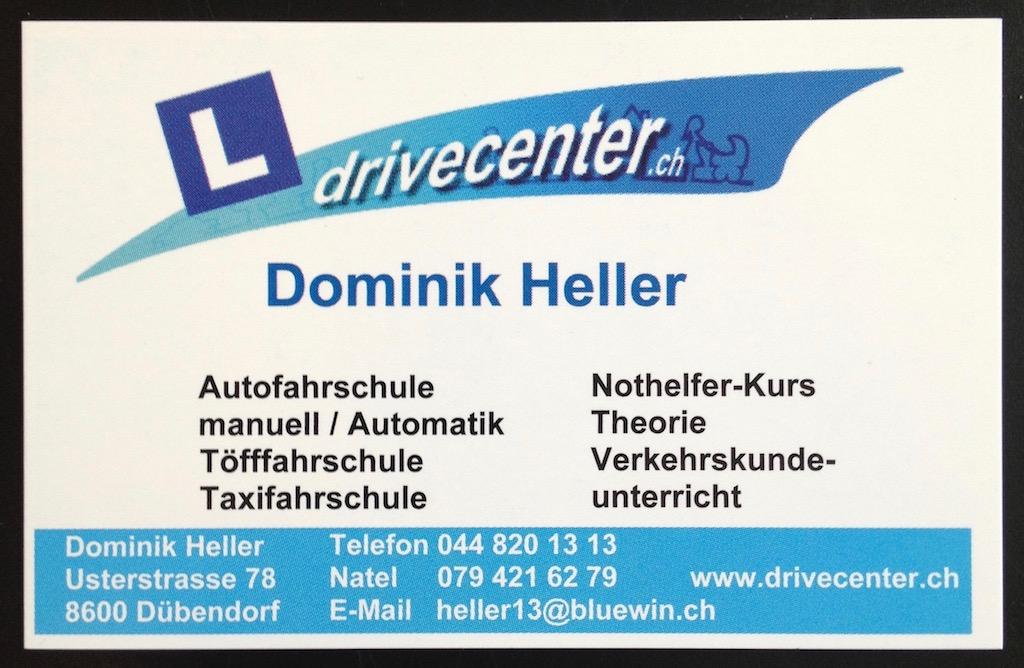 Bilder Drivecenter