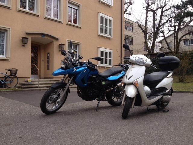 Bilder Fahrschule Schaub, Auto und Motorrad