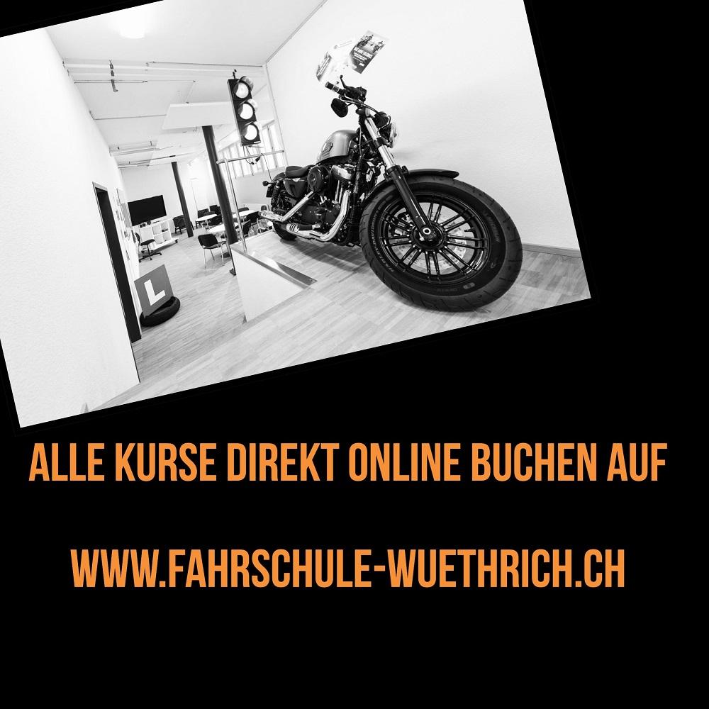 Bilder Fahrschule Wüthrich AG