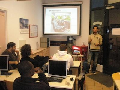Bilder Auto-école Trafic Lausanne