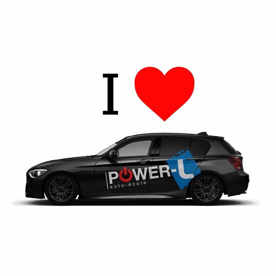Bilder Power-L auto-école