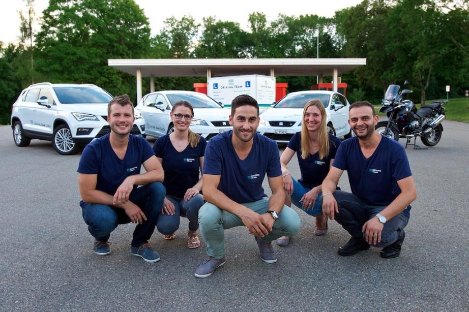 Bilder Driving Team Lachen
