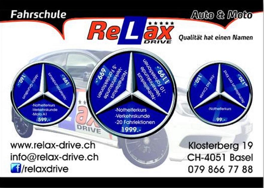 Bilder Fahrschule Relax Drive GmbH
