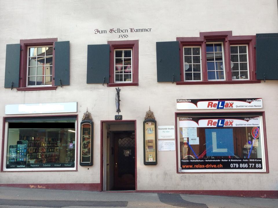 Bilder Nothilfekurs Basel