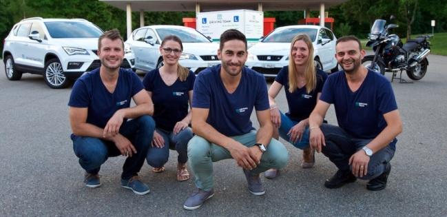 Bilder Driving Team